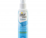 Pjur med CLEAN Spray, 3.4 oz 827160106362